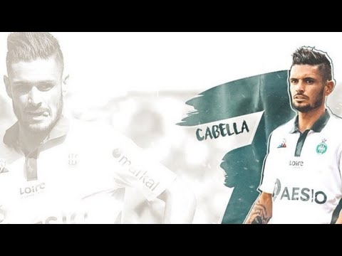 Merci Rémy CABELLA -|2017/2019|- Skills & Goals In ASSE
