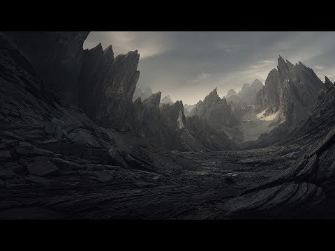 Intro to Matte Painting w/ Maxx Burman
