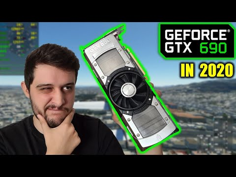 Are You Brave Enough To Use A GTX 690 In 2020?