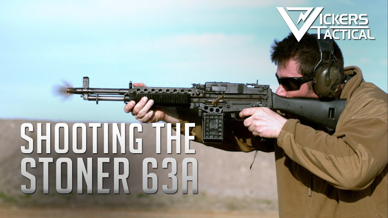 Shooting the stoner 63a youtube altavistaventures Choice Image