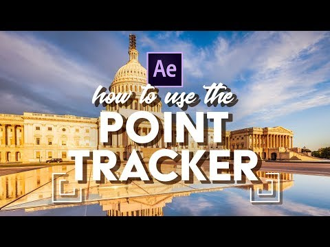 Motion Tracking in After Effects: How to Use the Point Tracker