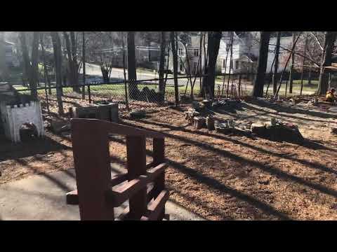 Take A Stroll Through the Nursery Playground at Mountain Laurel Waldorf School