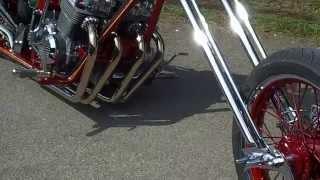 PIC 1720 honda cb750 sohc chopper for sale ebay uk