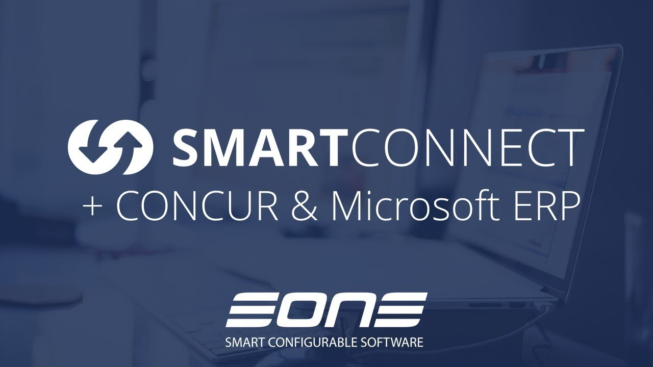 Demo: Introduction to SAP Concur and Microsoft Dynamics ERP Integration  Using SmartConnect