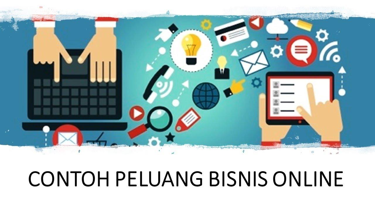 Peluang Bisnis Online Melalui Internet Bukan Hannya 1 ...