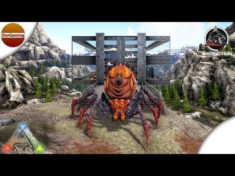 Κάνουμε tame Araneo Broodmother! ARK Extinction Core E21 (Greek gameplay)