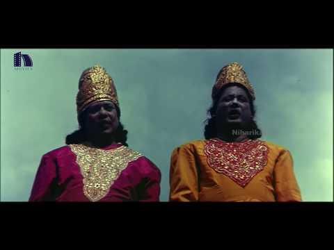 Adam And Lilith Kiss Scene  - Srusti Rahasyam Movie Scenes