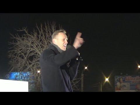 Alexei Navalny in Volgograd: why rich region offers beggarly salaries