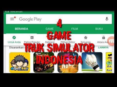 4 Game Truk Indonesian