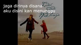 Video Rizky Febian feat. Aisyah Aziz - Indah Pada Waktunya (Lyrics Video) download MP3, 3GP, MP4, WEBM, AVI, FLV Juli 2018