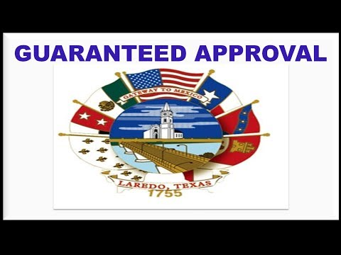 Laredo, TX Automobile Financing : How to Get Guaranteed Approval on No Credit/ Bad Credit Car Loans?