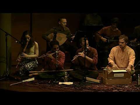 Brooklyn Raga Massive performs 'In C' at Rubin Museum, NYC