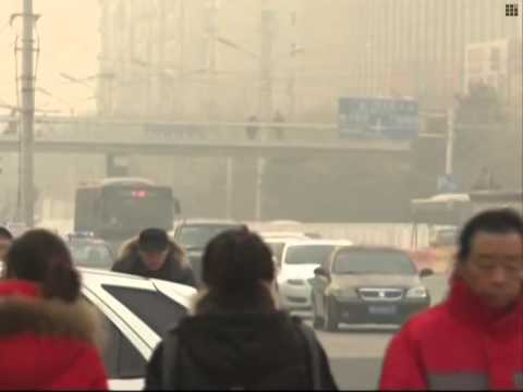 Beijing government criticized for ongoing smog
