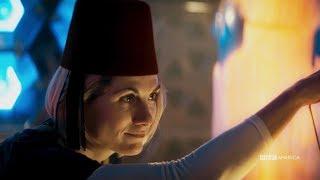 Fezzes Are Cool   Sneak Peek - Episode 7   Doctor Who   BBC America