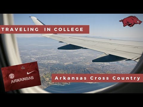 TRAVELING AS A COLLEGIATE ATHLETE
