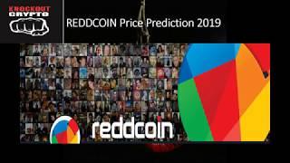 Reddcoin Price Prediction 2019