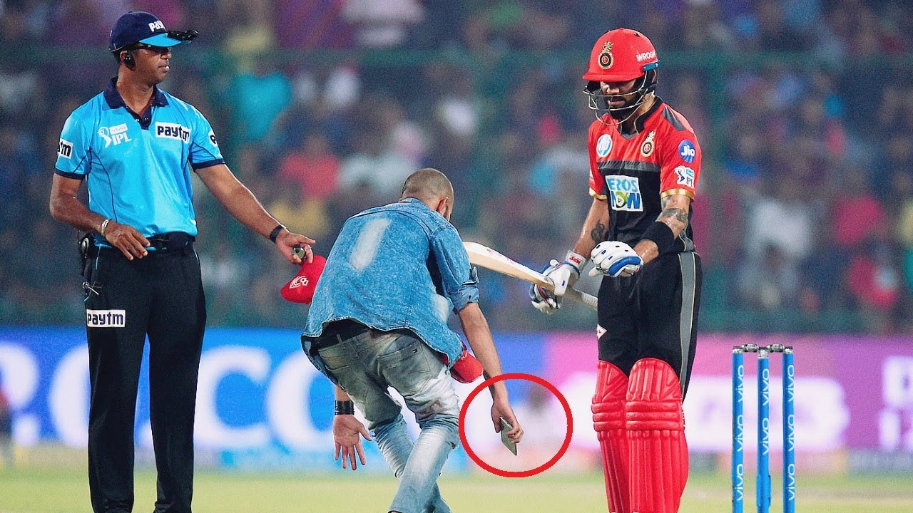 Download Top 10 Best Virat Kohli Fan Moments