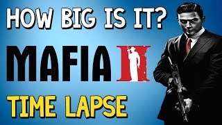 How Big Is it Mafia 2? | A Time Lapse Walk Across Empire Bay | #24