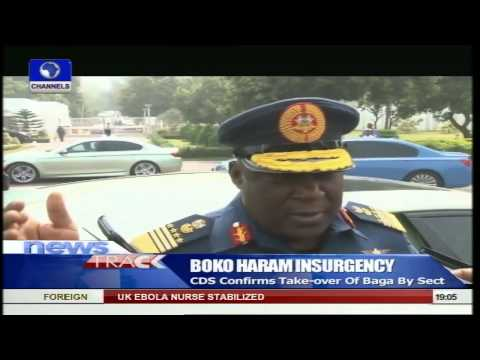 Nigerian Military Says Boko Haram In Control Of Baga