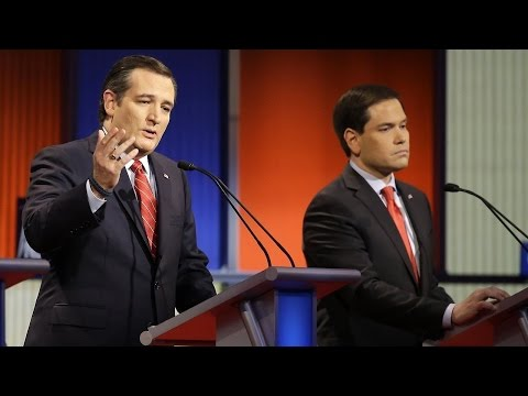 Part 2 of the 9 p.m. Fox News-Google GOP Presidential Debate