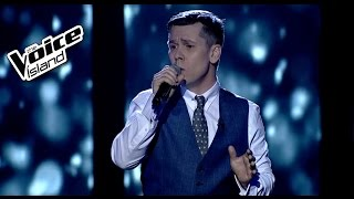 Ellert Heiðar - Without You | The Voice Iceland 2015 | Live Performance