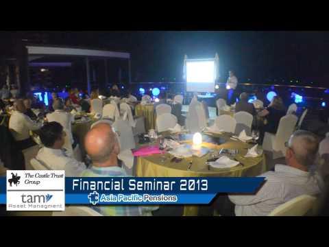 Asia Pacific Financial Seminar 2013  (pattaya)