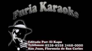 DAME MI CORAZON SONORA SANTANERA FURIA KARAOKE