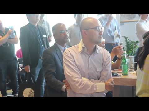 Launch of Amplifi Paperclip SaaS Accelerator Hong Kong