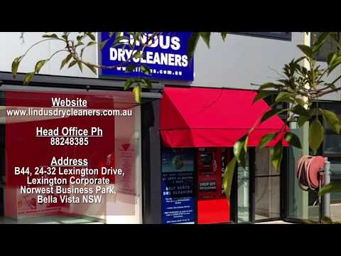 Lindus Dry cleaners  Drop Off through the REDBOX 24/7