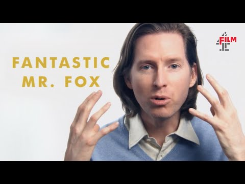 Wes Anderson Introduces Fantastic Mr Fox