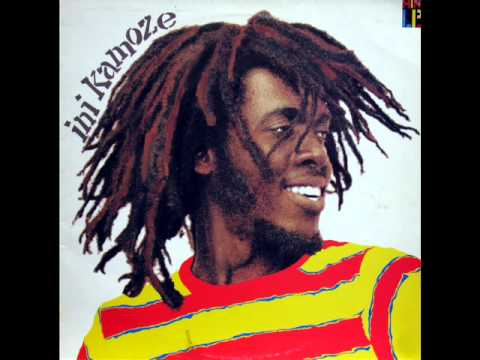 Ini Kamoze- Here Comes The Hotstepper