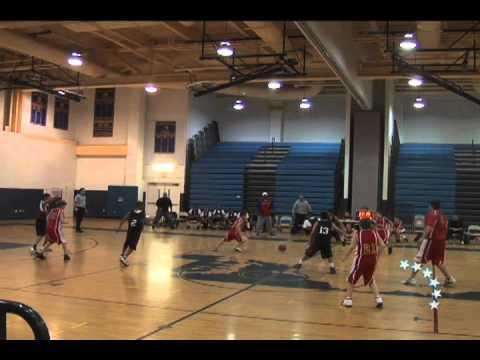 Basketball Phenom Robert Wright 10th Ranked 8th Gr...