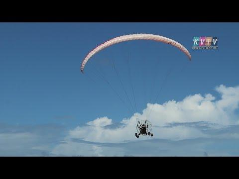 Paragliding in Trinidad & Tobago - Multisymptom - Sonita