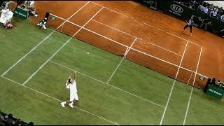 Rafael Nadal vs Roger Federer - Battle of Surfaces 2007 (Highlights) HQ