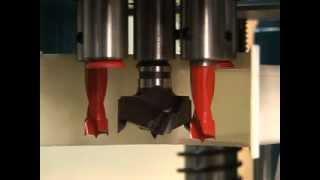 Blue Max Mini - Regulagem para dobradiças e dispositivos de montagem