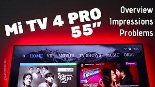 "Xiaomi Mi TV 4 PRO 55"" - First Impressions & Problems - PhoneRadar"