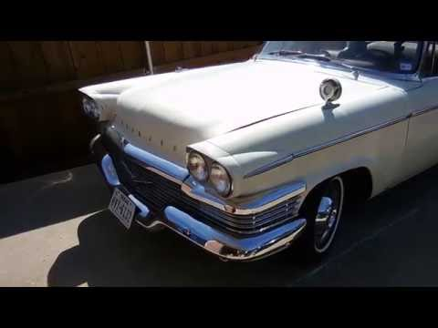 1958 Studebaker Commander Rescue Video 14