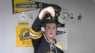 Tampa Bay Takes 3-1 Series Lead - Game 4 - Bruins Fan Review - TBL 4, BOS 3 OT - 5/4/2018
