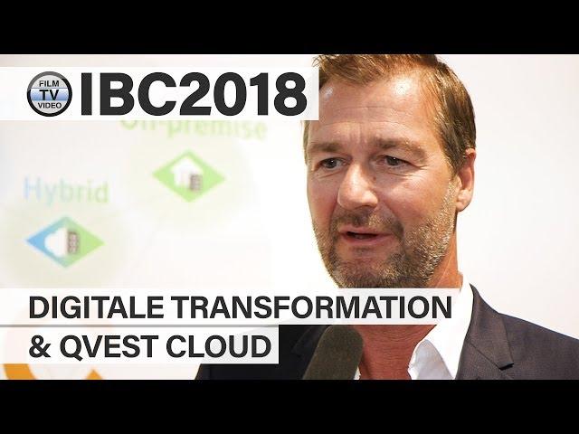 IBC2018: Digitale Transformation & Qvest Cloud