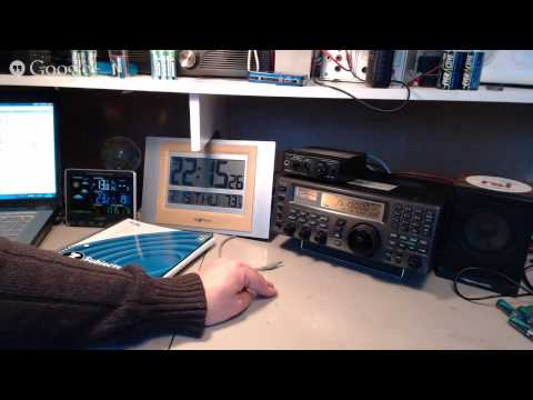 Shortwave radio listening live on the web