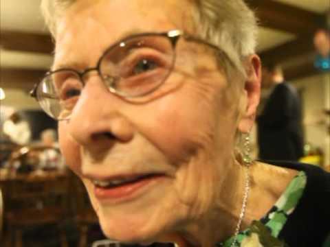 Mary Flanagan turning 100