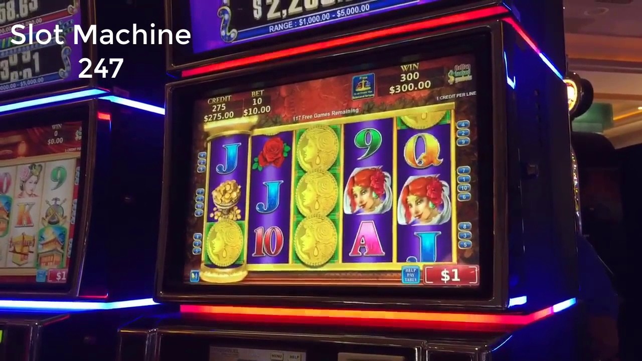 Slot Machines How To Win