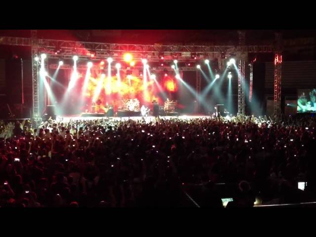 Zombie - The Cranberries (Live in KL) Travel Video