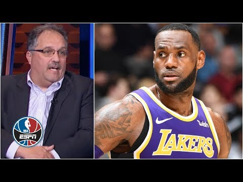 Open Mike - The World According To Stan: LBJ needs to be a better Leader