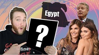 Why Aunt Becky?! and Olivia Jade, Egyptian Host in Prison, I Unbox Something Amazing! | On My Radar thumbnail
