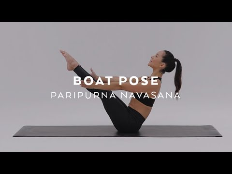 How to do Boat Pose | Paripurna Navasana Tutorial with Briohny Smyth
