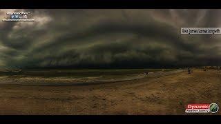 7-12-2019 Madeira Beach, FL Severe Thunderstorm