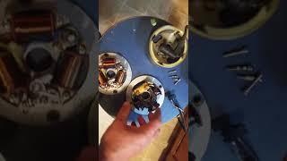 KE100 CDI PLUS 6 volt to 12 volt conversion part 8 3/4 lol