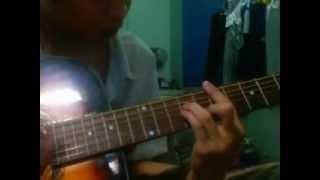 Nhac cho anh cho toi guitar
