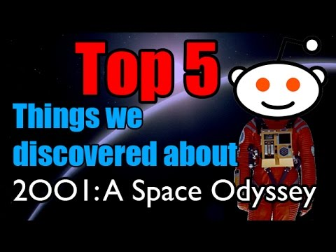 Top 5 Things We Discovered About 2001: A Space Odyssey from Keir Dullea's AMA on Reddit